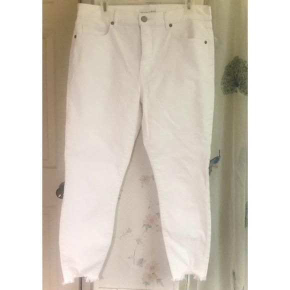 LOFT Pants - LOFT White Pants 31